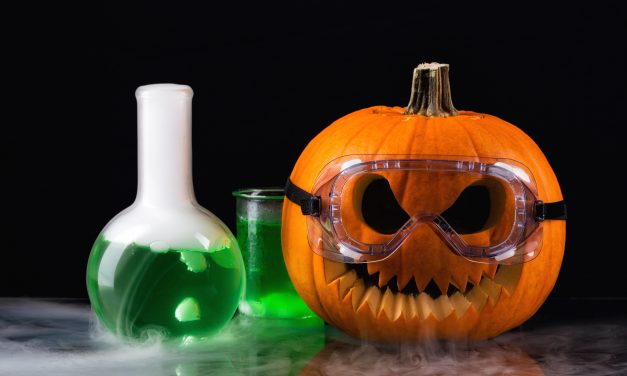 6 easy at-home Halloween Experiments