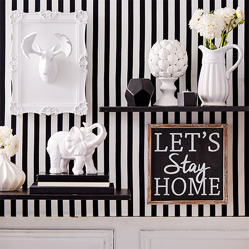 21 Ideas for Wall Decoration and Designing