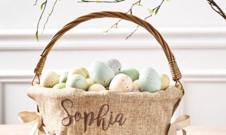 Baskets for Spring Decorating & More
