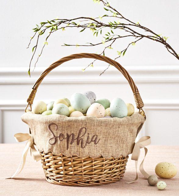 Baskets for Spring Decorating & More