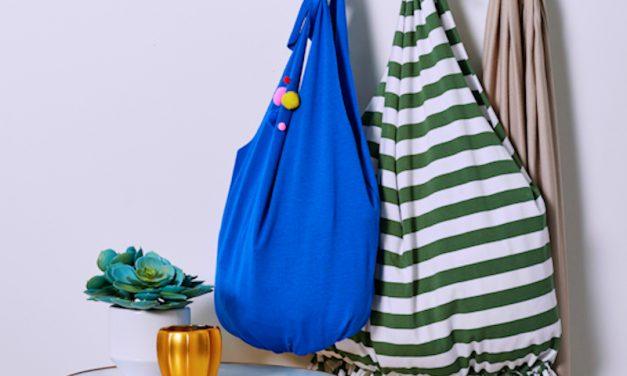DIY T-Shirt Tote Bag Craft
