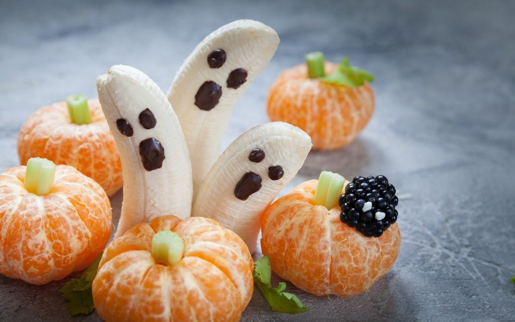 9 Spookily Easy Halloween Treats for Kids