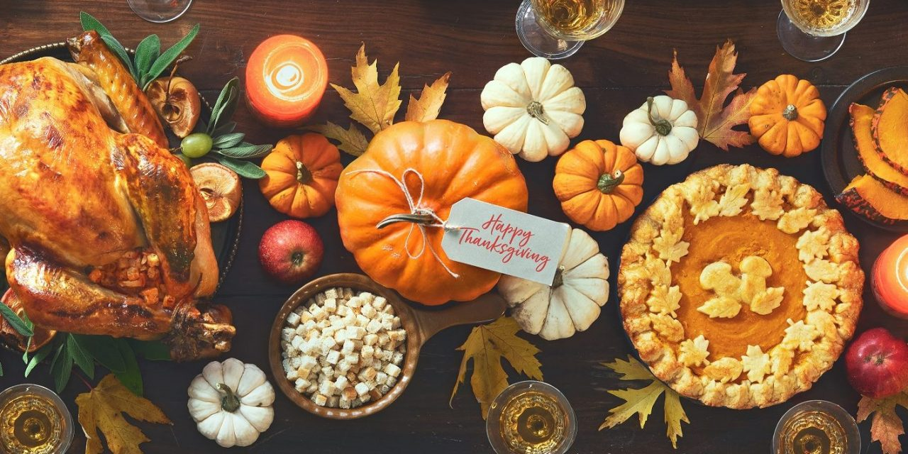 Ideas for Thanksgiving Table Decoration