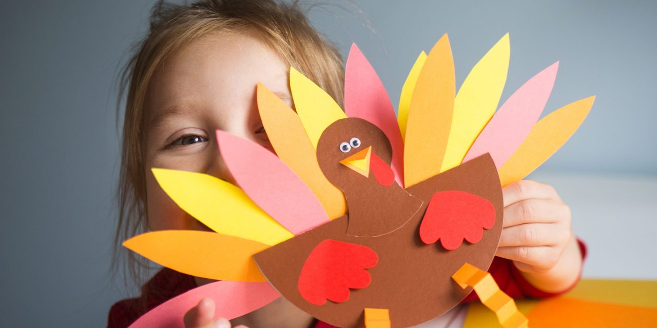 Supplies Needed for Thanksgiving Crafts for Kids