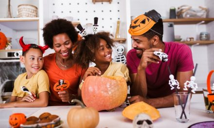 Alternative Halloween Fun: How to Trick-or-Treat at Home