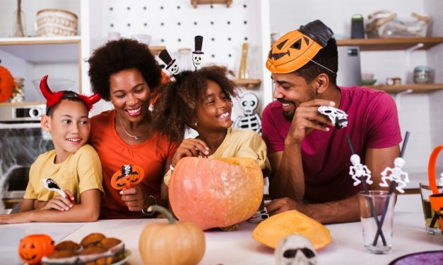 How to Trick-or-Treat at Home