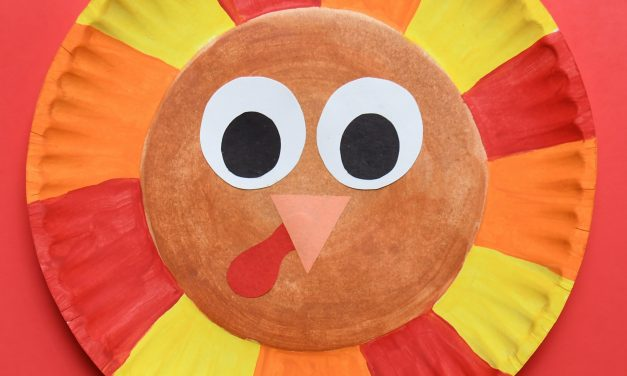 Fun Crafts with Kids- Six Ways to Make Paper Plate Turkeys for Thanksgiving
