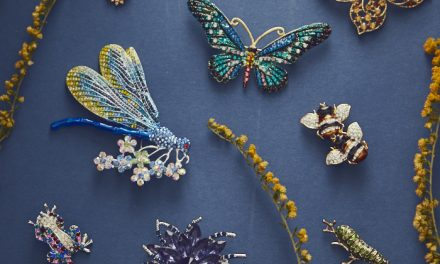 Ode to Brooches: Pin-On Jewelry With Sharp Style