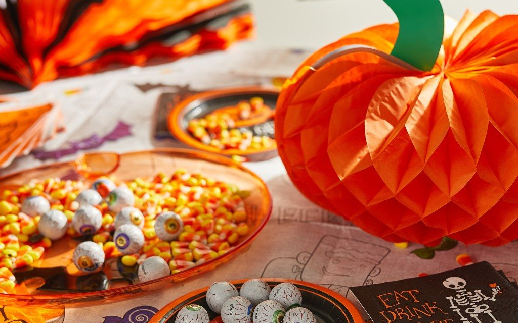 Ideas for Halloween Treats for Kids