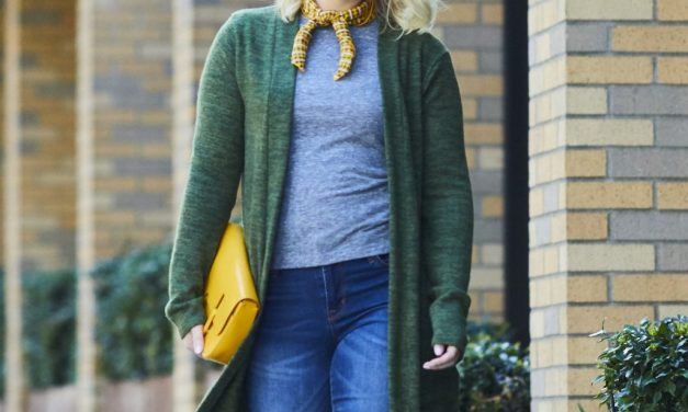 Scarves & More Work-From-Home Wardrobe Essentials