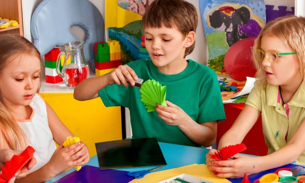 Five Easy Crafts for Kids