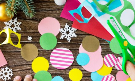 6 Easy Winter Crafts to Make with Kids