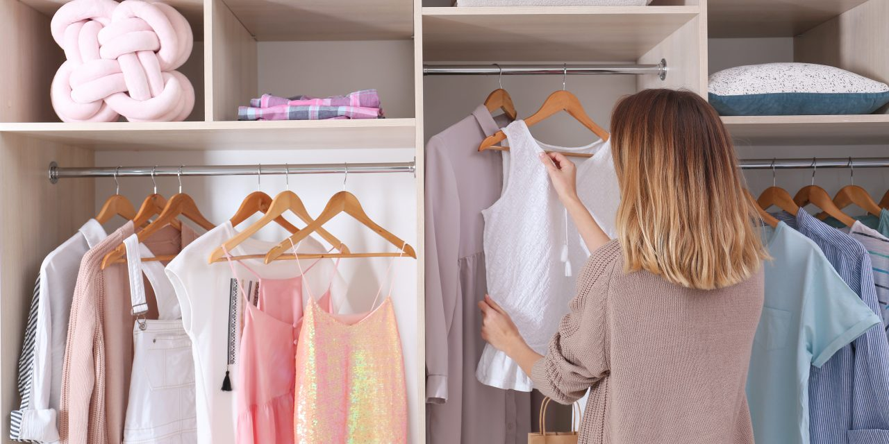 Be Organized: A closet organization guide for the new year