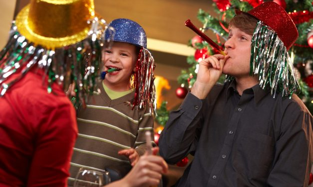 10 Ways to Celebrate New Year's Eve with Kids