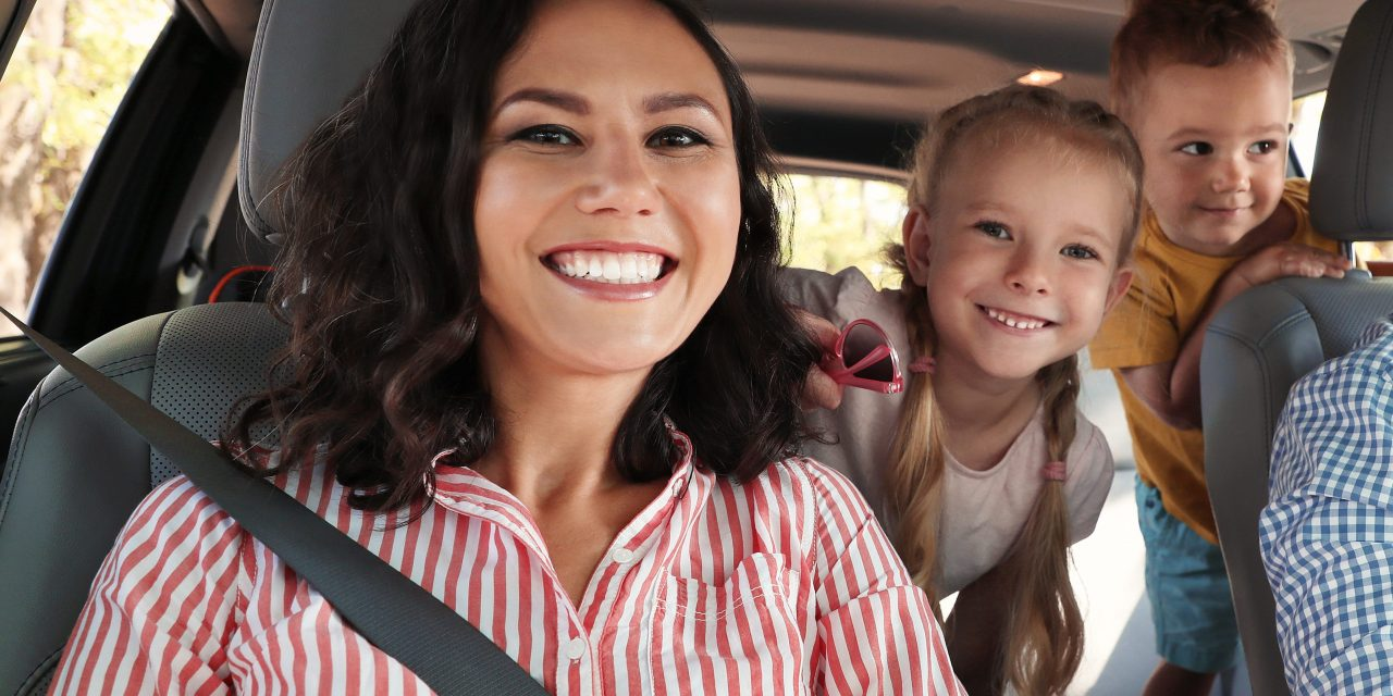 When can a Child Ride in the Front Seat of a Car?