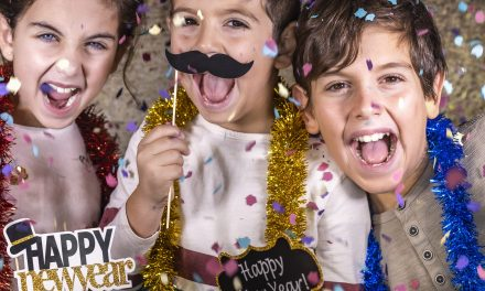 How to Throw a New Year's Eve Party with Kids