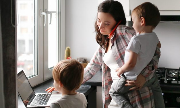 Work from Home Hacks for Busy Parents