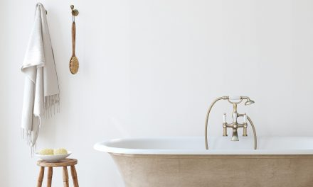 The Modern Farmhouse Bathroom: 10 Ideas to Update your Powder Room