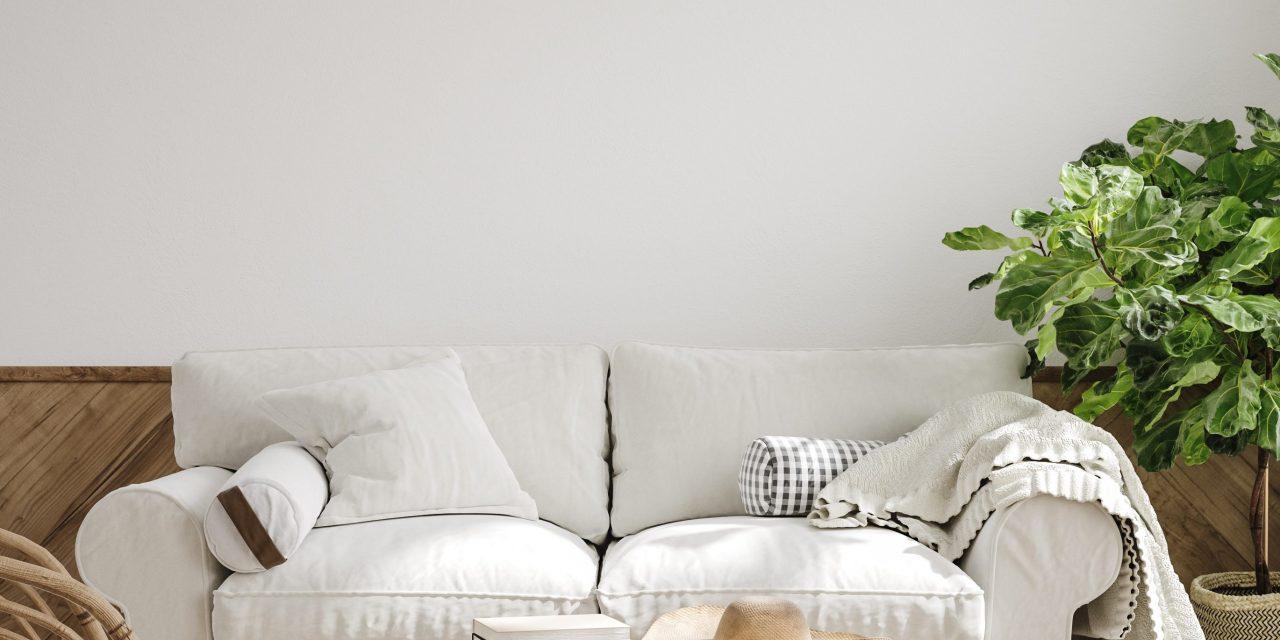 The Modern Farmhouse: Décor for your Living Room