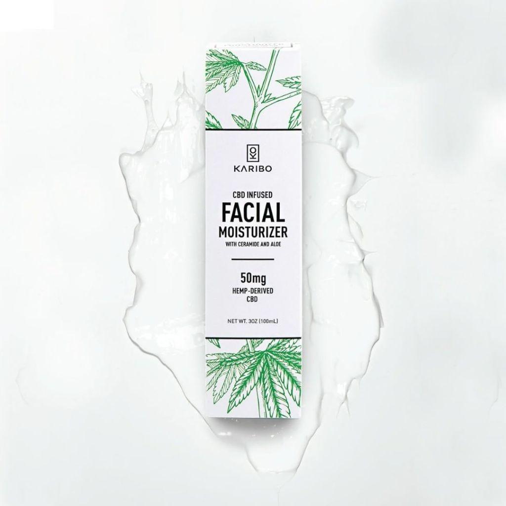 Karibo CBD Facial Moisturizer