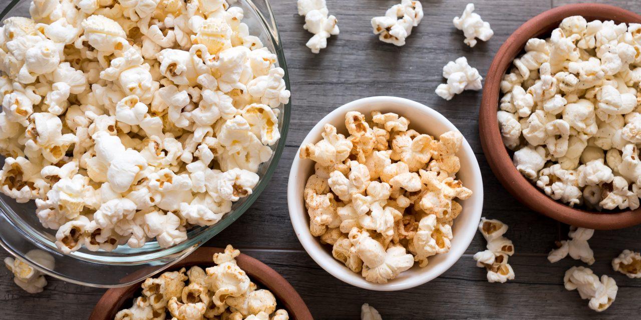 Snacks to Glow Up Your Movie Night