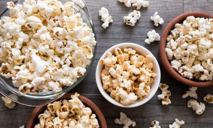 Snacks to Glow Up Your Movie Night