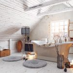 8 Farmhouse Bathroom Decor Design Ideas