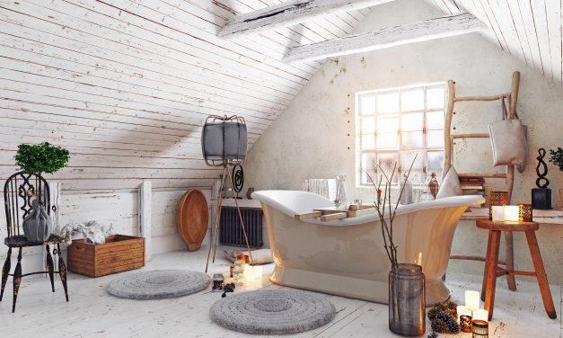 8 Farmhouse Bathroom Decor Design Ideas