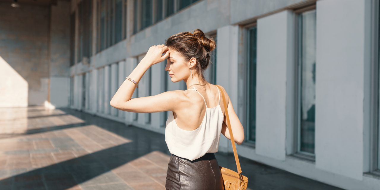 Trend Alert: Faux Leather is the Must-Have Piece for 2021. Here's How to Wear It!