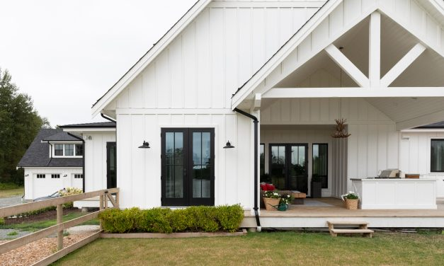 Rustic Comfort: Modern Farmhouse Living Room Décor Ideas