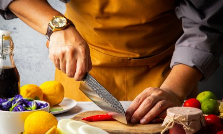 5 Different Types of Kitchen Knives & Uses – 2021 Chef List