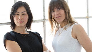 See Rose Go founders, Yi Zhou and Erin Cavanaugh.