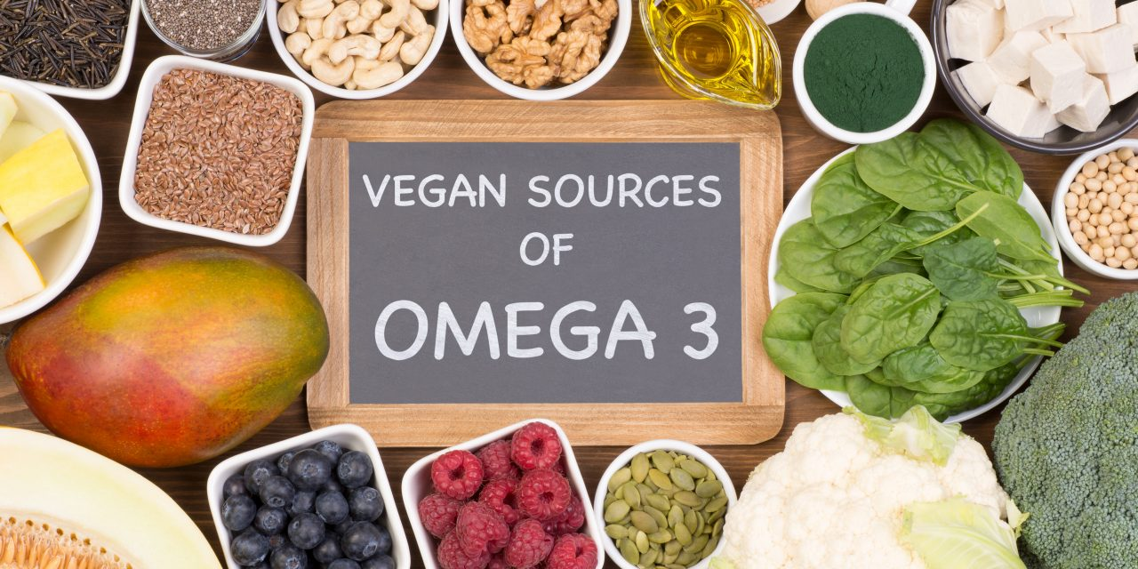10 Vegan Sources of Omega-3 and Its Benefits