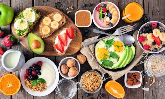 10 Fast Healthy Breakfast Ideas