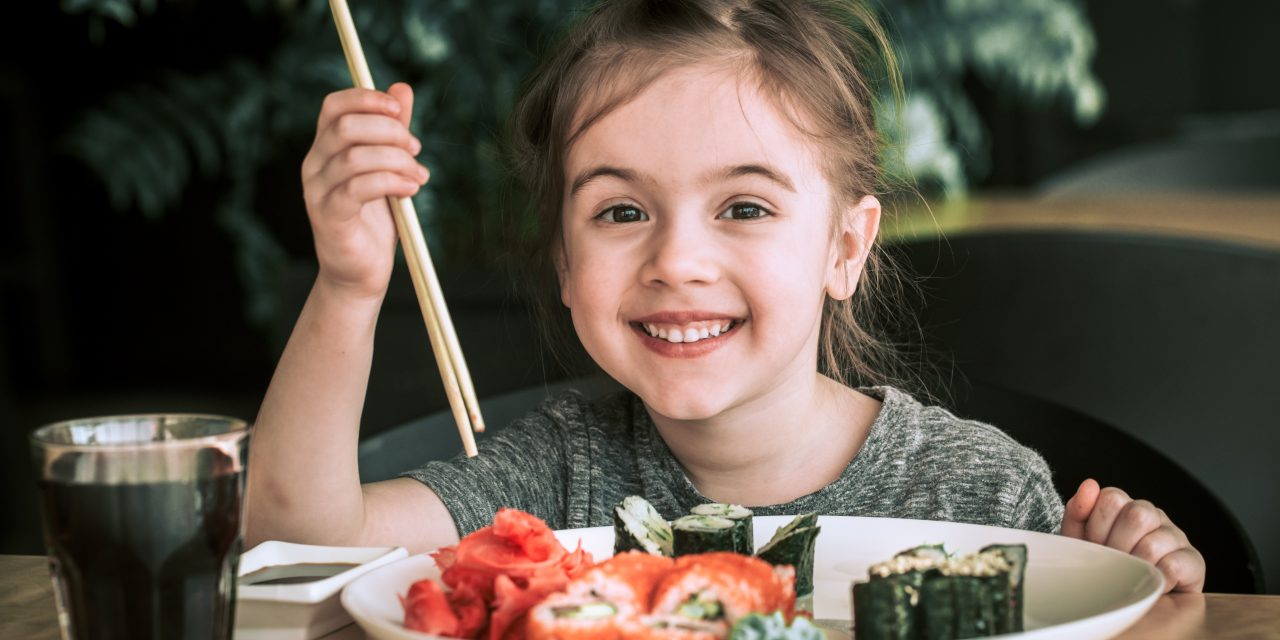 How to Make Sushi Your Kids Will Love