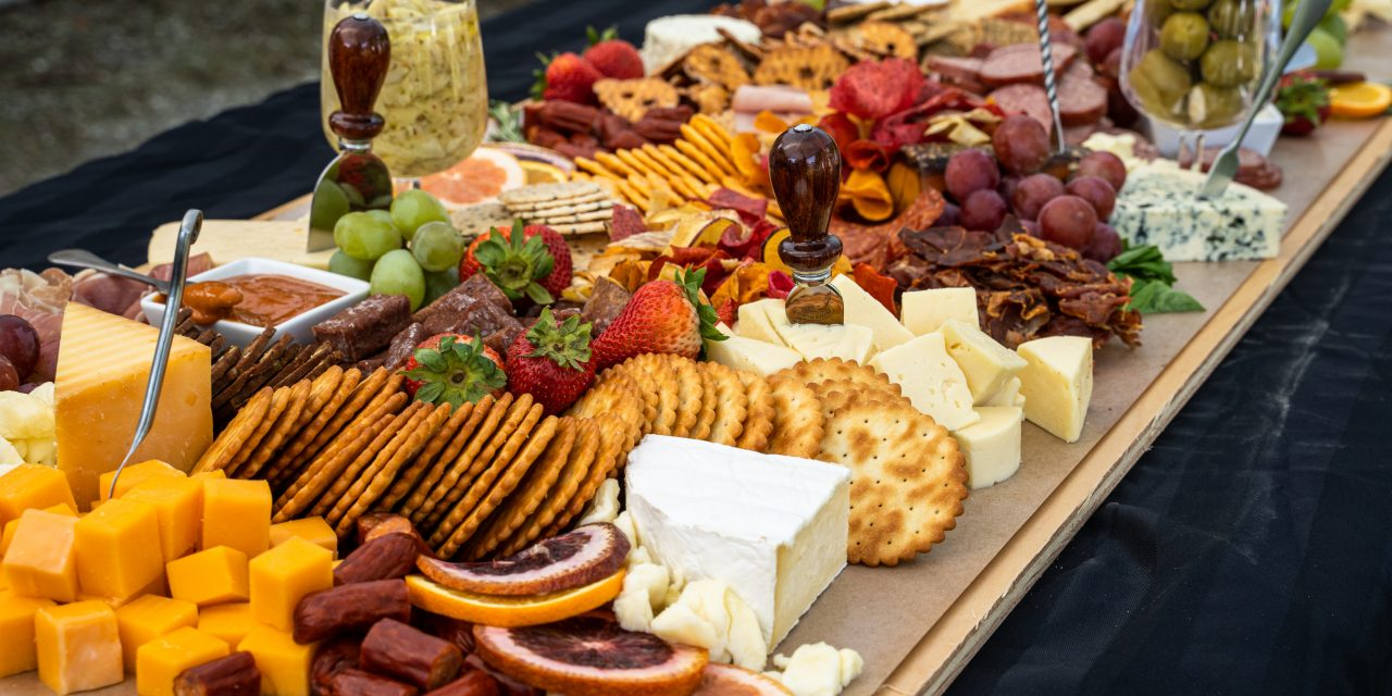 How To Pronounce Charcuterie And 3 Essential Cheese Board Ingredients