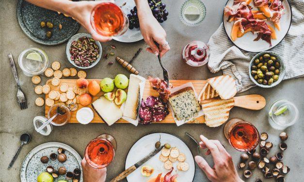 Building a Balanced Cheese Board