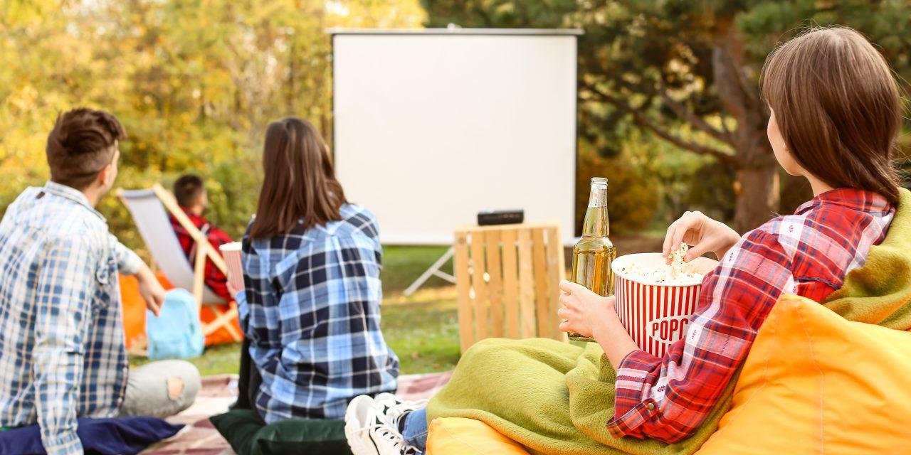 Host Your Own Backyard Movie Night!