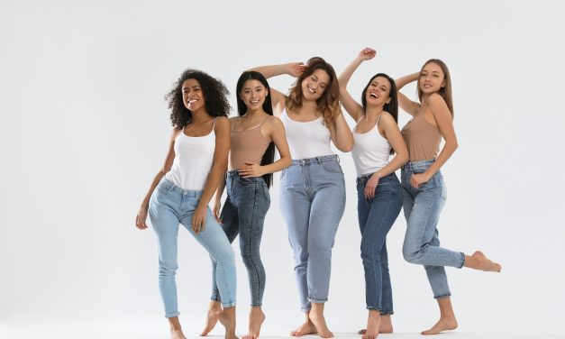 The Perfect Jeans For Your Body Type