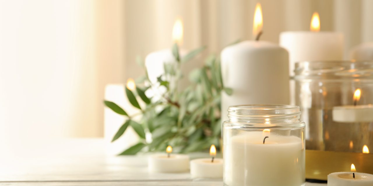 Time to Relax: Best Spa Scented Candles
