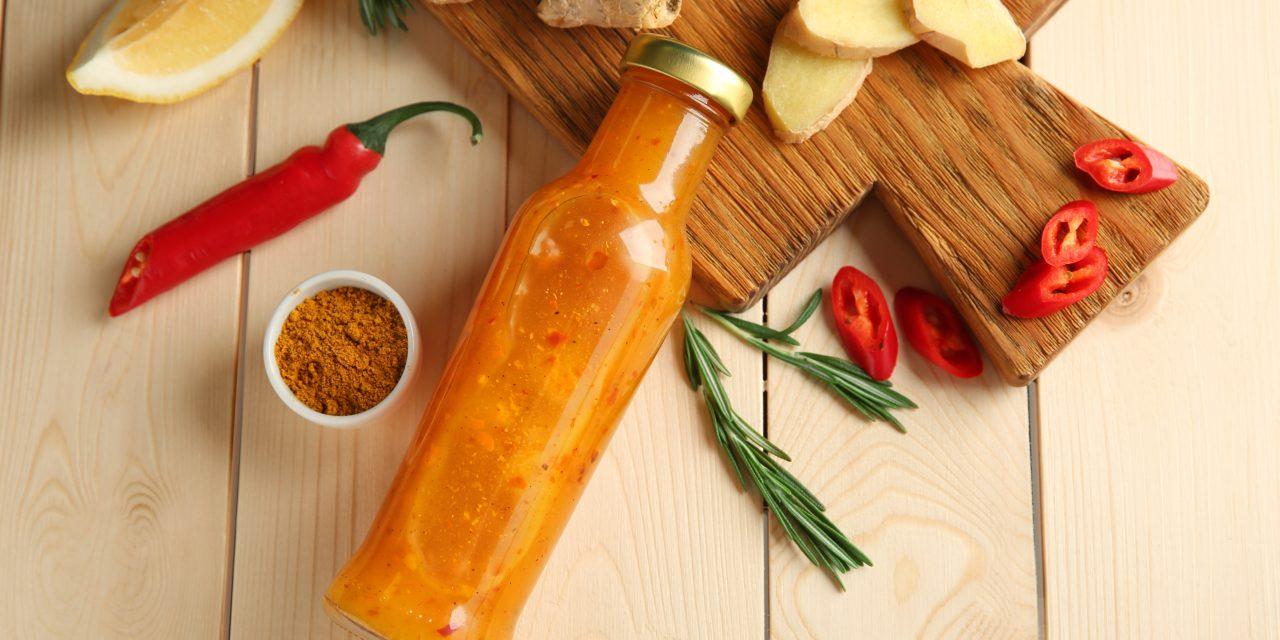 6 Recipes using Hot Sauce