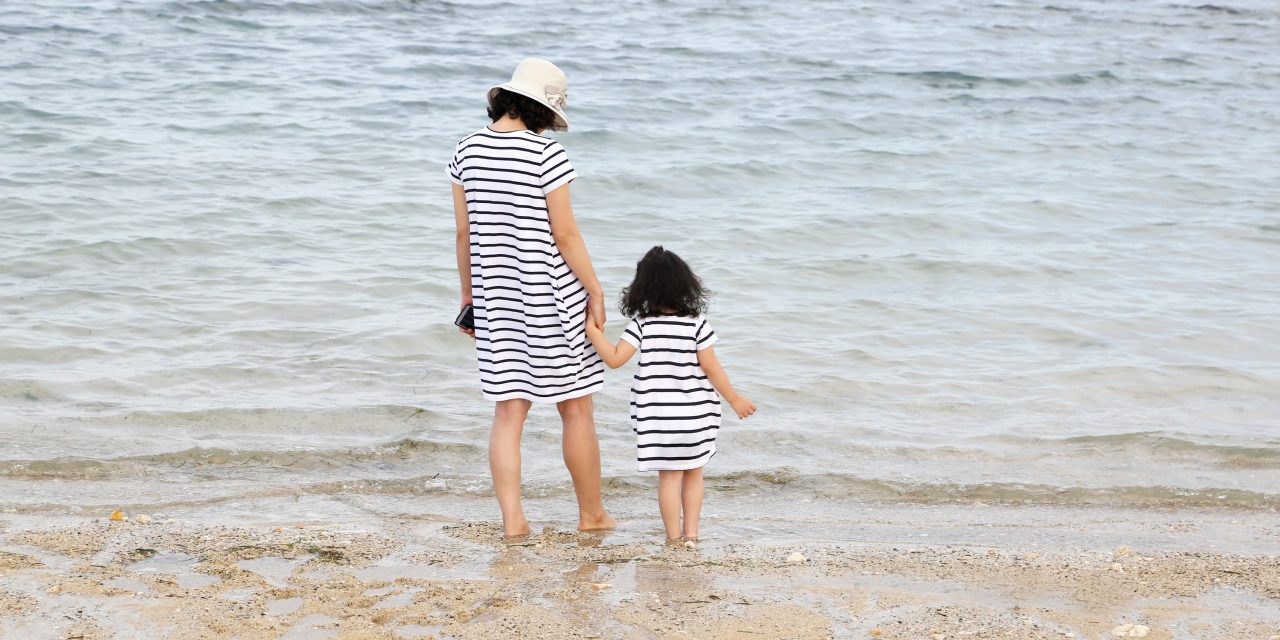 Mommy and Me: Matching Summer Dresses