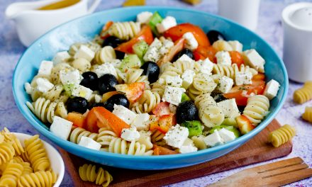 12 Pasta Salad Recipes That Will Get You Invited to Every Cookout