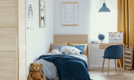 A Place For Rest & Play: Kids Bedroom Ideas