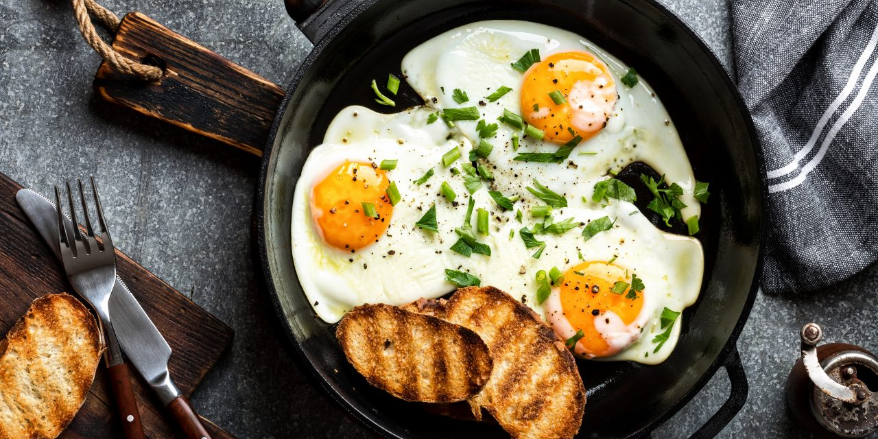 25 Ways To Eat Eggs