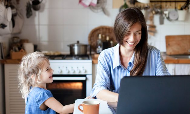 A Day In The Life Of A Single Mom Building A Business