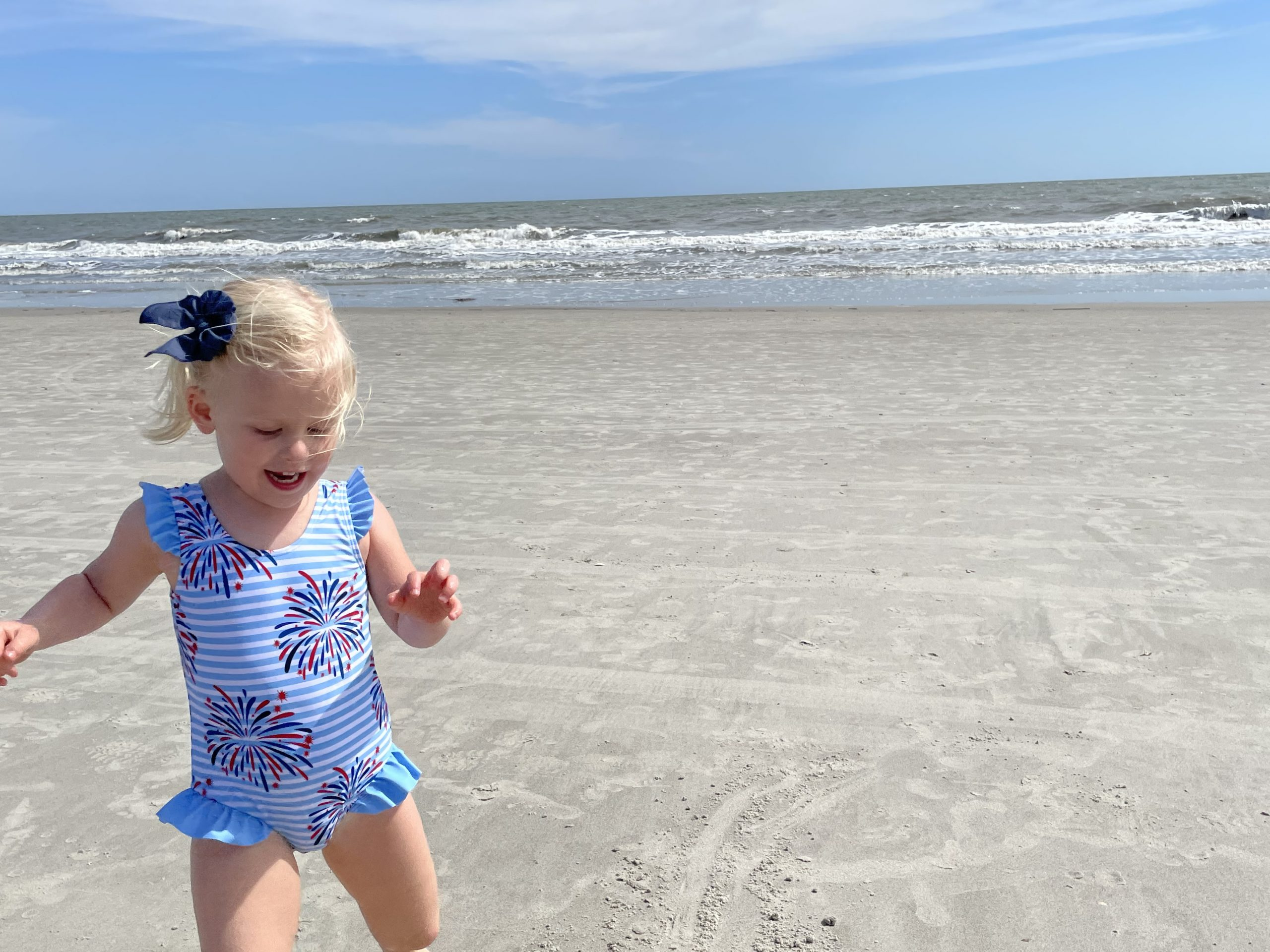 Millie Loves Lily Toddler One-Piece Bathing Suit