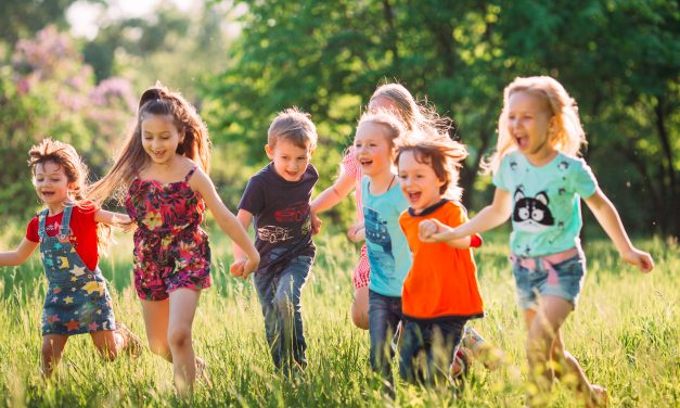20 Fun Outdoor Games for Kids