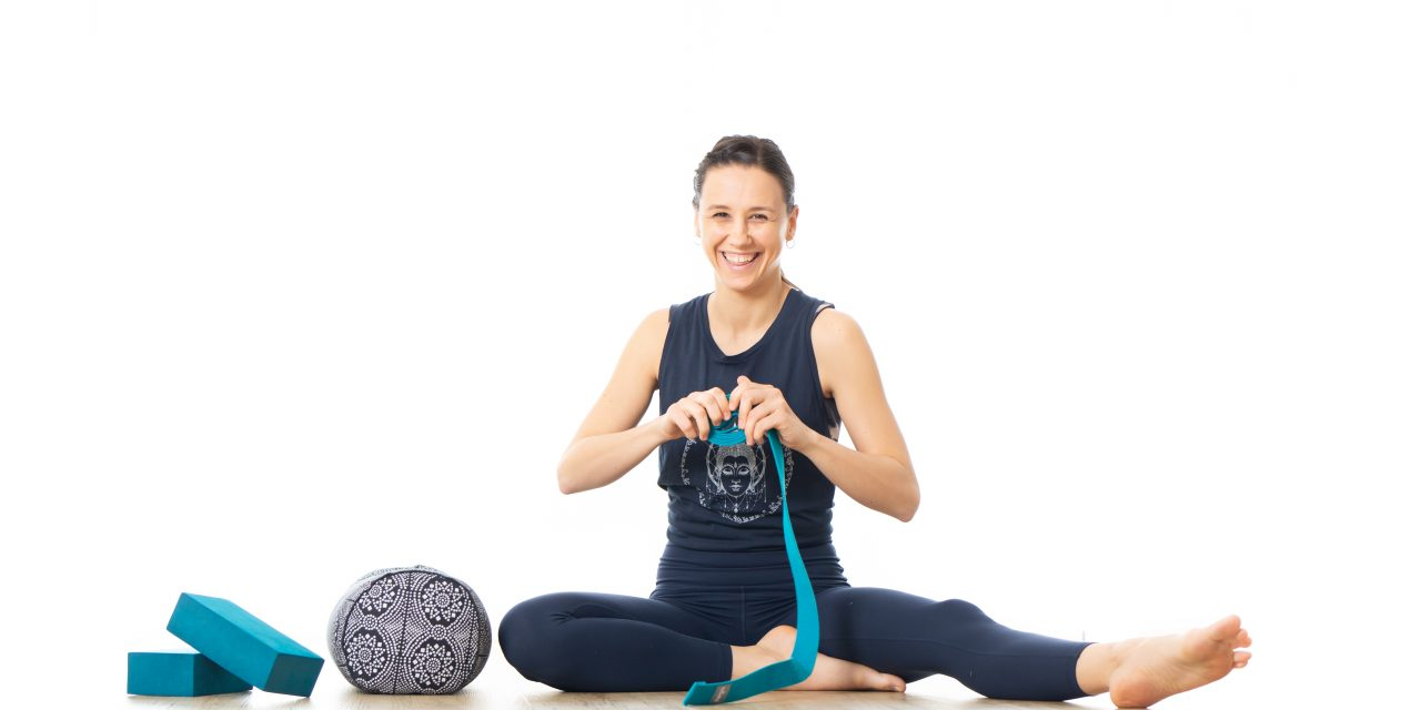 Must Have Yoga Props and Tools to Improve Your Practice