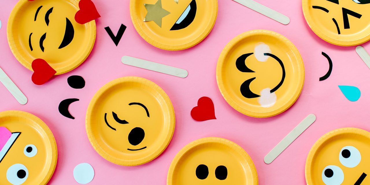 3 World Emoji Day Crafts for Kids and Families